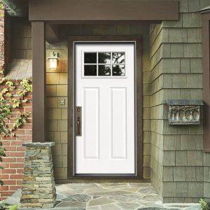 Jeld-Wen Fiberglass Exterior Door