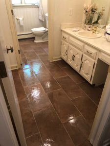 Bathroom Tile Replacement in Mendham, NJ