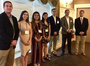 2019 Monks Service Scholarship Award Winners