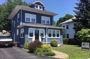 Exterior Home Makeover in Boonton NJ