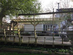 A New Backyard Pergola