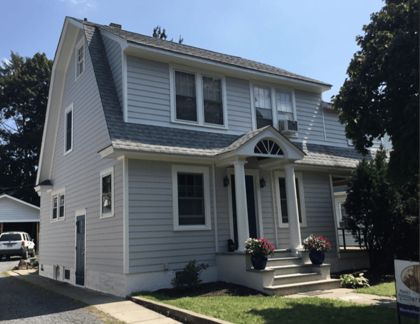 Full Sanding and Exterior Painting Complete