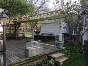 Pergola - Just like the inspiration photo