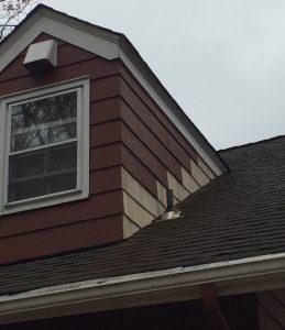 Dormer Repair - New Cedar Shakes