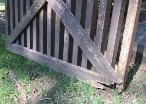 Rotted Gate