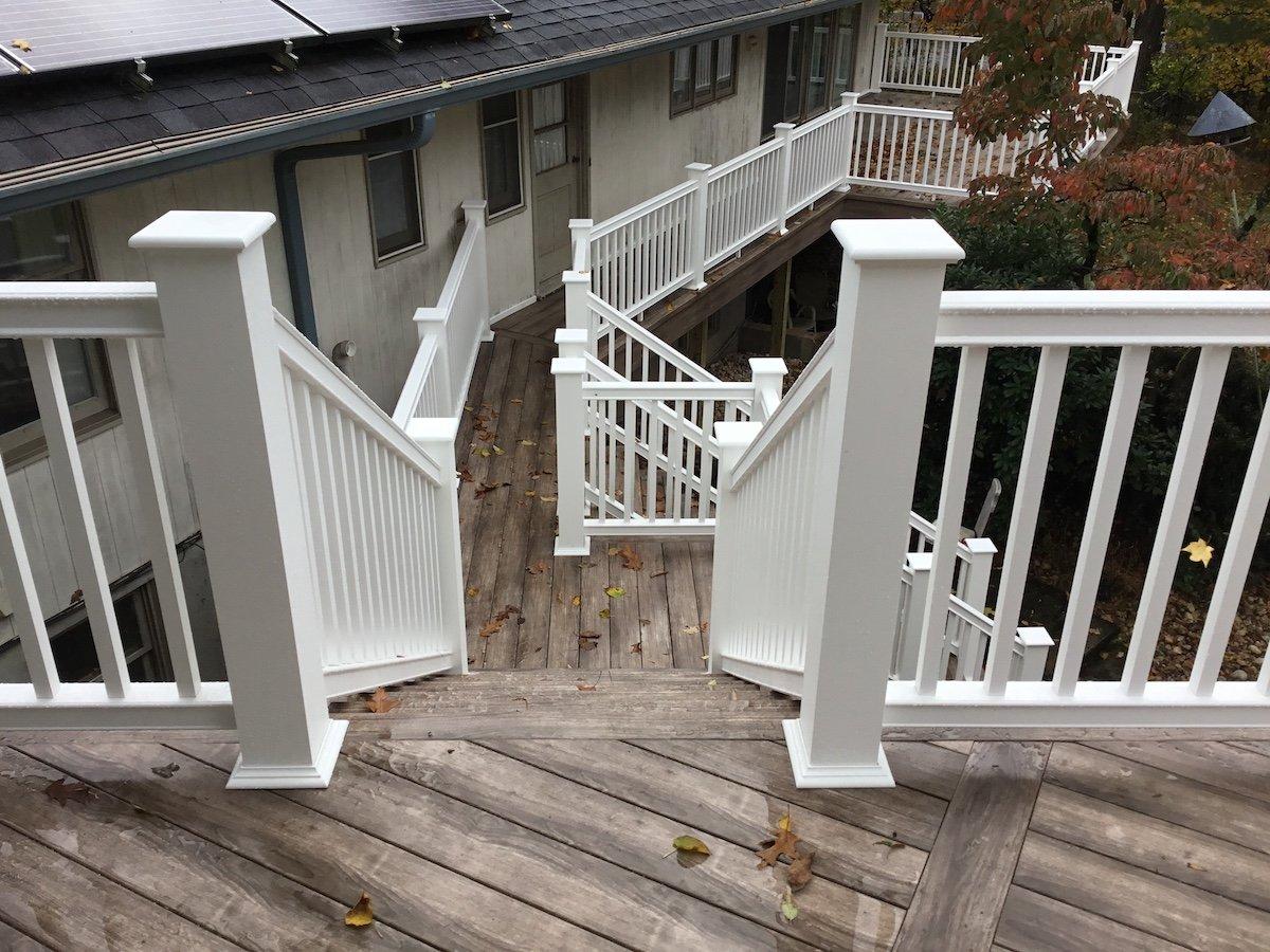 Wrap-Around Deck Refacing