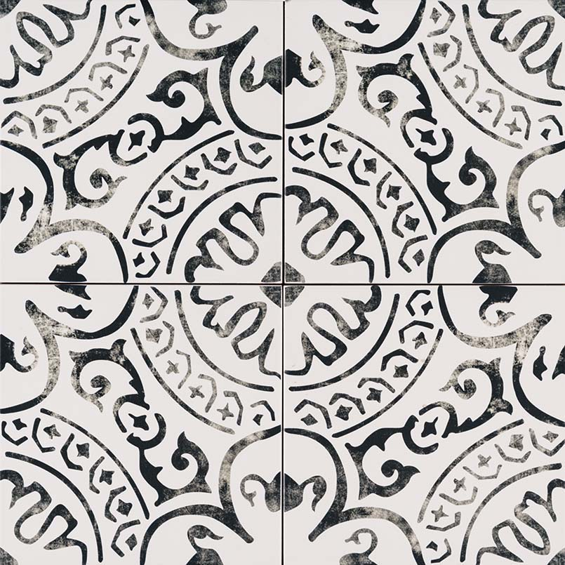 Bohemian or Old World Style Tile