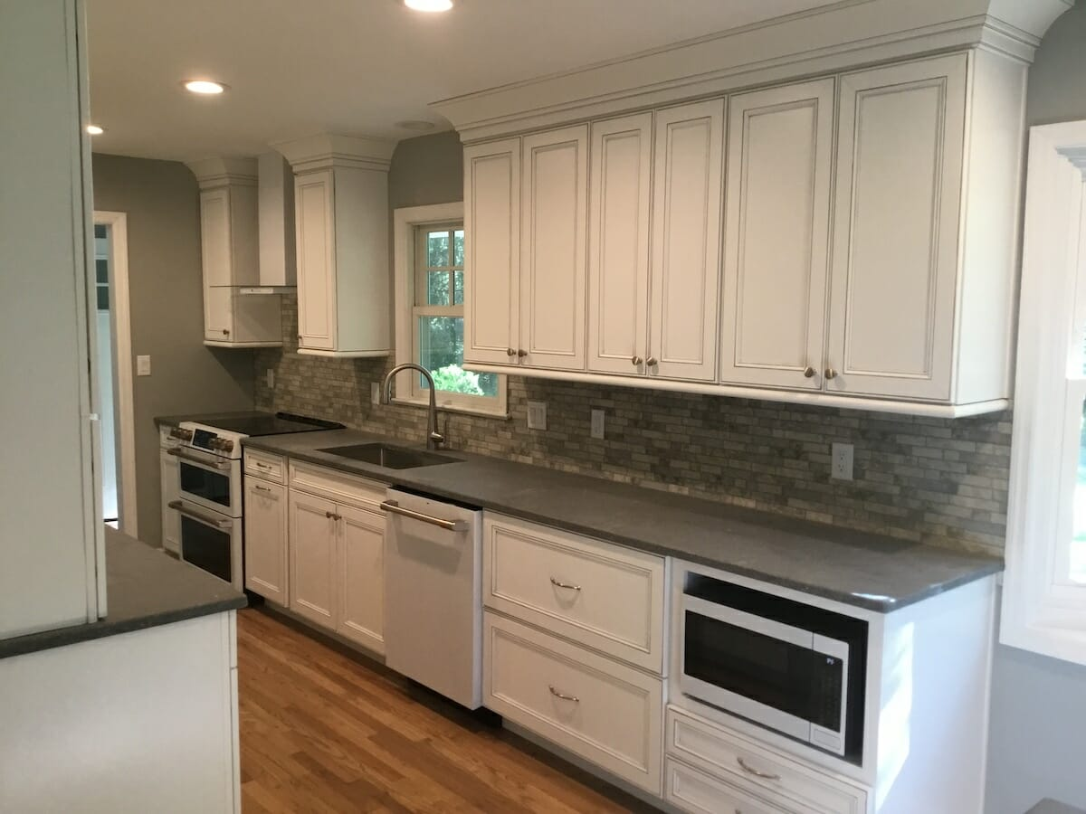 Galley Kitchen Remodel - Monk's Home