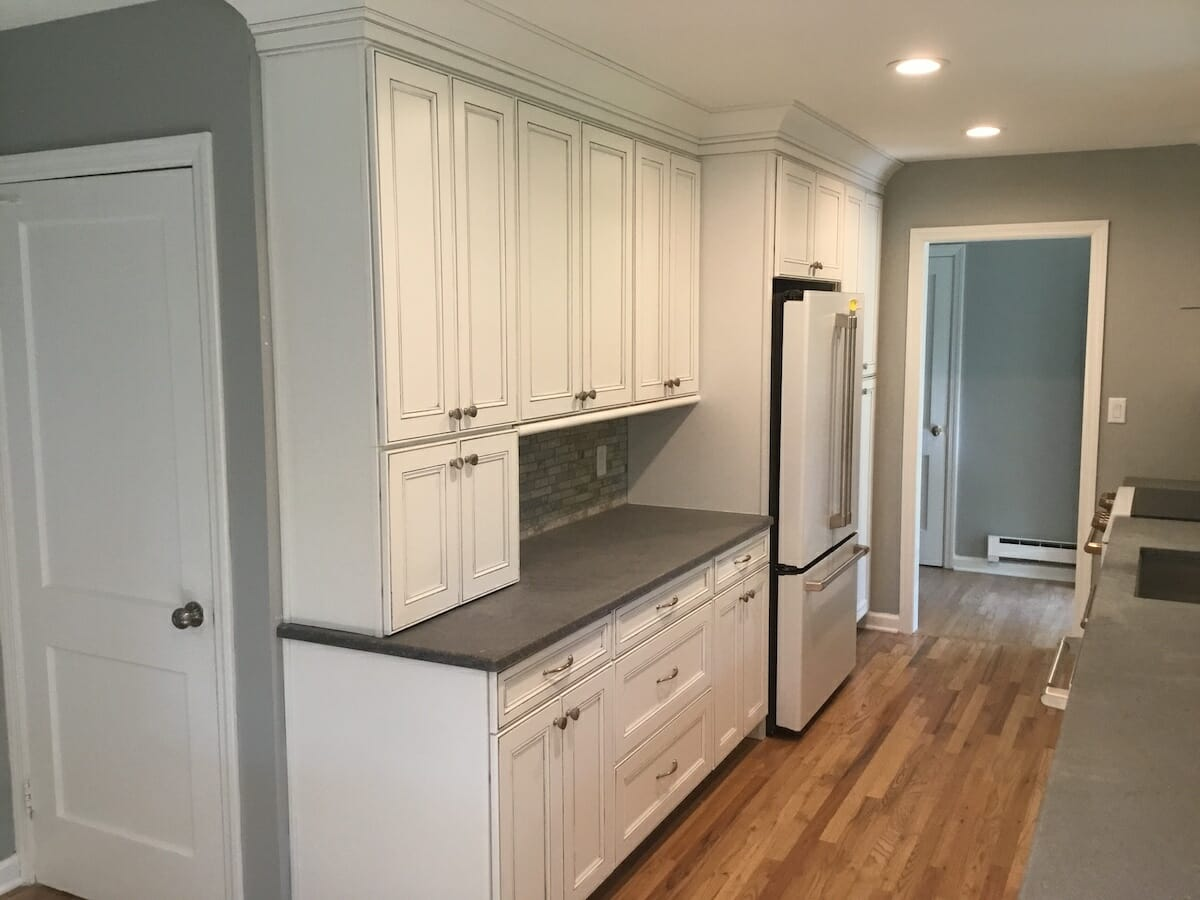 Renovated Galley Kitchen
