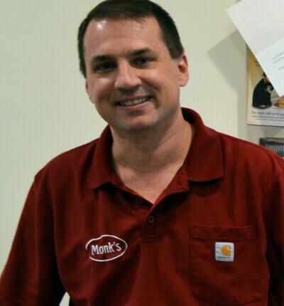Trevor Monk
