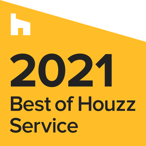 Best of Houzz 2021 Service Award